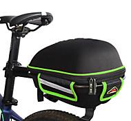 abordables -WEST BIKING® Sacoche de Selle de Vélo Sacs de Porte-Bagage Etanche Portable Poids Léger Sac de Vélo Tissu Lycra EVA Sac de Cyclisme Sacoche de Vélo / Bandes Réfléchissantes