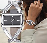 economico -Per donna Orologio braccialetto Orologio da polso Analogico Quarzo Donne Cronografo Creativo Adorabile / Un anno / Pelle