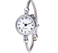economico -Per donna Orologio braccialetto Orologio da polso Analogico Quarzo Donne Orologio casual
