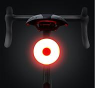 abordables -LED Eclairage de Velo Eclairage de Vélo Arrière Eclairage sécurité / feu clignotant velo LED VTT Vélo tout terrain Vélo Cyclisme Imperméable Portable Ajustable Taille de voyage Lithium-ion polymère