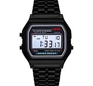 economico -Per donna Per uomo Orologio digitale Digitale Digitale minimalista Cronografo LCD Orologio casual / Un anno