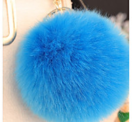 abordables -Porte-clés Boule simple Mode Bagues Tendance Bijoux Blanche / Violet / Rouge Pour L'obtention du diplôme Rendez-vous