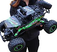 economico -Macchinine giocattolo A prova di acqua / sporco / urti Simulazione Interazione tra genitori e figli 1:12 Buggy (fuoristrada) Auto da arrampicata su roccia 4WD 2.4G Per Da bambino Regalo