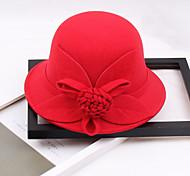 abordables -Autre matériel Chapeaux avec Fleur 1pc Mariage / Fête / Soirée Casque