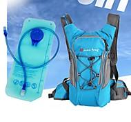 abordables -5 L Sac à dos de randonnée Sac à dos d'hydratation Poids Léger Respirable Pluie Etanche Séchage rapide Extérieur Randonnée Cyclisme / Vélo Camping Nylon Noir Orange Bleu
