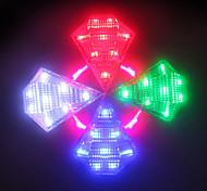 abordables -Laser LED Eclairage de Velo Eclairage de Vélo Arrière Eclairage sécurité / feu clignotant velo VTT Vélo tout terrain Vélo Cyclisme Imperméable Design nouveau Batterie Lithium-ion Rechargeable USB 200