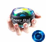 economico -Powerball Rotore giroscopico adduttori 7,5 cm Diametro Gomma da cancellare Con LED Indicato per i polsi Allevia lo stress Terapia della mano Giroscopio allenamento polso Esercizi di fitness