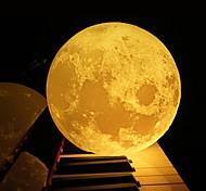 voordelige -1pc Tafel Nachtlamp Warm wit / Natuurlijk wit / Geel AAA-batterijen aangedreven Decoratie / Romantisch Batterij