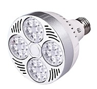 abordables -1pc 25 W Spot LED 2350-2450 lm E26 / E27 24 Perles LED SMD Blanc Chaud Blanc Froid