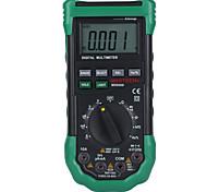 economico -Mastech ms8268 auto range multimetro digitale protezione completa ac / dc amperometro voltmetro ohm frequenza elettrico tester diodo test
