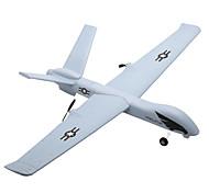 abordables -Avion RC Z51 2ch 2.4G KM / H Kit à assembler Moteur à Balais