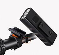 abordables -LED Eclairage de Velo Eclairage de Vélo Avant Phare Avant de Moto VTT Vélo tout terrain Vélo Cyclisme Imperméable Modes multiples Super brillant Grand angle Batterie Lithium-ion Rechargeable 1000 lm