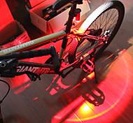 abordables -- Eclairage de Velo Eclairage de Vélo Arrière Eclairage sécurité / feu clignotant velo LED VTT Vélo tout terrain Vélo Cyclisme Imperméable Portable Largage rapide Durable Lithium-ion polymère 150 lm