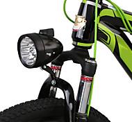 voordelige -LED Fietsverlichting Koplamp fiets Fietskoplamp LED Bergracen Fietsen Wielrennen Waterbestendig Draagbaar Snelsluiting Duurzaam AAA 400 lm Batterij Wit Fietsen