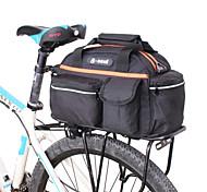 economico -14 L Borse posteriori da bici Ompermeabile Portatile Multistrato Borsa da bici Nylon Marsupio da bici Borsa da bici Ciclismo Bicicletta