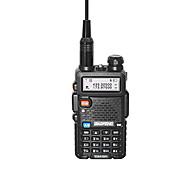 economico -BAOFENG DM-5R Ricetrasmittente Palmare Radio bidirezionale 5 Km -10 Km 5 Km -10 Km 128 5 W