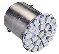 abordables -OTOLAMPARA Automatique LED Clignotants BA15S (1156) / BAU15S Ampoules électriques 352 lm LED SMD 22 Pour Universel Tous les modèles Toutes les Années 2 pièces