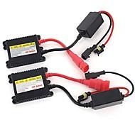 abordables -SENCART 1 Pièce Automatique Ampoules électriques 55 W Xénon HID Lampe Frontale / Moto / Accessoires Pour