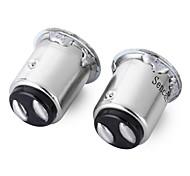 economico -SENCART Auto LED Fanale posteriore 1157 Lampadine 220 lm SMD 3014 2.5 W 22 Per 2 pezzi