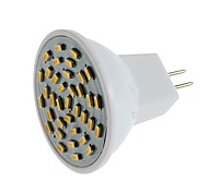 abordables -1pc 3 W Spot LED 600 lm G4 MR11 36 Perles LED SMD 3014 Décorative Blanc Chaud Blanc Froid 12 V / 1 pièce / RoHs
