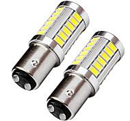economico -2pcs top design obiettivo bay15d 1157 led luce di svolta del freno luce 9w 720lm led luce stop bianco