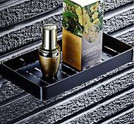 abordables -Savon Vaisselle et supports Trou Moderne Acier inoxydable 1 pc - Salle de Bain / Bain d'hôtel Simple Montage mural / Rectangle