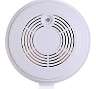 abordables -détecteur de fumée / gaz co détecteur de monoxyde de carbone feu détecteur de fumée combinaison d'alarme 2 en 1