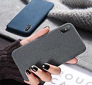 economico -telefono Custodia Per Apple Per retro Silicone iPhone 11 Pro Max SE 2020 X XR XS Max 8 7 6 Resistente agli urti Ultra sottile Tinta unica Morbido Silicone