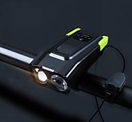 abordables -Double LED Eclairage de Velo Eclairage de Vélo Avant Eclairage sécurité / feu clignotant velo Lumière de corne de vélo Lampe 5mm LED VTT Vélo tout terrain Vélo Cyclisme Imperméable Super brillant