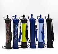 abordables -Filtres et purificateurs d'eau portables Plastique Filtration d'eau pour Activités Extérieures Usage quotidien 1 pcs Noir Bleu marine Blanche Jaune Couleur camouflage