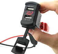 abordables -Affichage LED 2 Ports USB Chargeur Seulement 5 V / 2.1 A