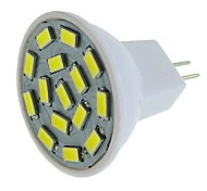 economico -6 pz 1 pc 6 W Faretti LED 450 lm G4 MR11 MR11 15 Perline LED SMD 5630 Decorativo Bianco caldo Bianco Blu 12-24 V