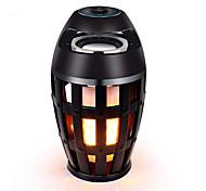abordables -Lumière décorative LED Night Light Smart Night Light Rechargeable Bluetooth Sans-Fil Bluetooth Bouton USB 1pc