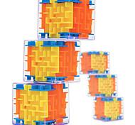 abordables -Ensemble de cubes de vitesse 1 pcs Cube magique Cube QI MoYu 1*3*3 Cubes Magiques Anti-Stress Casse-tête Cube Fait à la Main Pour les enfants Professionnel Enfant Enfants Adulte Jouet Cadeau