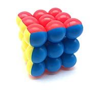 abordables -Ensemble de cubes de vitesse 1 pcs Cube magique Cube QI 3*3*3 Cubes Magiques Anti-Stress Casse-tête Cube Professionnel Soulagement de stress et l'anxiété Ecran Tactile Multipoint Enfant Adolescent