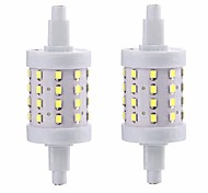 abordables -1pc 5 W Tubes Fluorescents 800 lm R7S 36 Perles LED SMD 2835 Décorative Blanc Chaud Blanc Froid 85-265 V