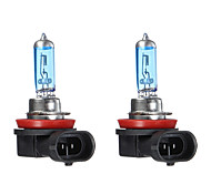 abordables -paire dc12v blanc 6000k 100w 3600lm h1 h4 h7 h11 phares halogènes de voiture hod ampoules lampes