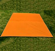 abordables -Pique-nique couverture Bâches de Tente Abris pour Hamac Extérieur Multifonctionnel Portable Pluie Etanche Résistant à l'humidité Tissu Oxford 220*146 cm Camping Alpinisme Pique-nique Automne