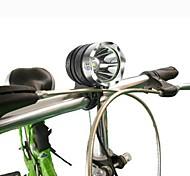 economico -Torce LED Impermeabile Ricaricabile 1000 lm LED LED 1 emettitori 3 Modalità di illuminazione caricabatterie incluso Impermeabile Ricaricabile Campeggio / Escursionismo / Speleologia Uso quotidiano