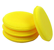 abordables -10 pièces Éponge de PVA Eponge Souple Plat Jaune