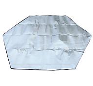 abordables -AOTU Tapis de pique-nique Bâches de Tente Extérieur Portable Résistant à l'humidité Ultra léger (UL) Antiusure EVA Aluminium Camping / Randonnée Escalade Camping / Randonnée / Spéléologie Toutes les