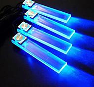 economico -4in1 luci decorative del precipitare del pavimento della decorazione interna di carica della macchina principale LED