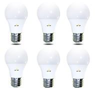 abordables -6pcs 7 W Ampoules Globe LED 680 lm B22 E26 / E27 14 Perles LED SMD 2835 Blanc Chaud Blanc Froid 220-240 V 110-130 V