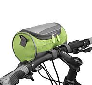 economico -Sacca da manubrio bici Borsa a tracolla PROMEND 6 pollice Ciclismo per Ciclismo Nero Blu Rosa Campeggio e hiking Ciclismo / Bicicletta Campeggio / Escursionismo / Speleologia