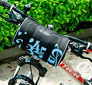 economico -B-SOUL 3.8 L Sacca da manubrio bici Portatile Indossabile Duraturo Borsa da bici pelle sintetica Marsupio da bici Borsa da bici Ciclismo Attività all'aperto Bicicletta