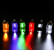 abordables -LED Eclairage de Velo LED Eclairage de Vélo Avant Eclairage de Vélo Arrière Eclairage sécurité / feu clignotant velo VTT Vélo tout terrain Vélo Cyclisme Pile bouton Imperméable Modes multiples Super