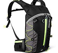 abordables -CoolChange 10 L Sac à dos de randonnée Sac à dos d'hydratation Poids Léger Respirable Pluie Etanche Ultra léger (UL) Extérieur Randonnée Cyclisme / Vélo Camping Nylon Orange Jaune Vert