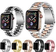 economico -Cinturino intelligente per Apple  iWatch 1 pcs Cinturino a maglia milanese Acciaio inossidabile Sostituzione Custodia con cinturino a strappo per Apple Watch Serie SE / 6/5/4/3/2/1 38 millimetri 40