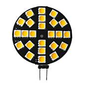 economico -1pc 3.5 W Luci LED Bi-pin 200 lm G4 24 Perline LED SMD 5050 10-30 V