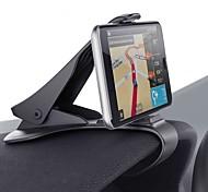 abordables -Accroche Support Téléphone Automatique Xiaomi MI Samsung Apple HUAWEI Tableau de Bord Type de boucle Nouveau design Frais résine ABS Accessoire de Téléphone iPhone 12 11 Pro Xs Xs Max Xr X 8 Samsung